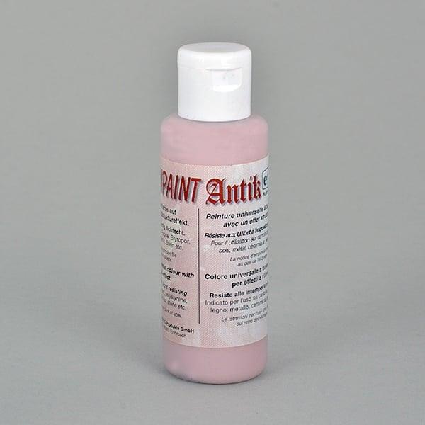 Decoupaint Antik, 50 ml, бои с ефектна структура  Decoupaint Antik, 50 ml, боя с ефектна структура, цвят розов кварц