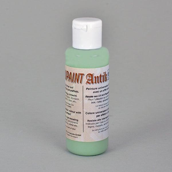 Decoupaint Antik, 50 ml, бои с ефектна структура  Decoupaint Antik, 50 ml, боя с ефектна структура, папрат