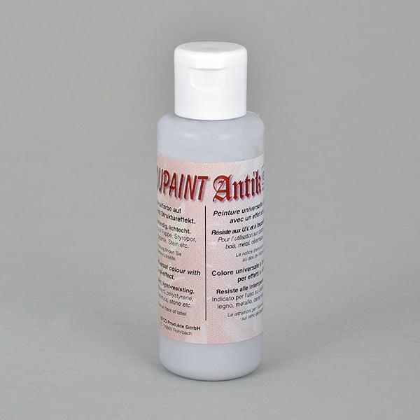 Decoupaint Antik, 50 ml, бои с ефектна структура  Decoupaint Antik, 50 ml, боя с ефектна структура, сив кварц