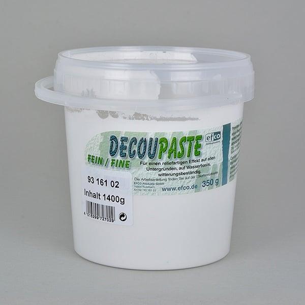 Decoupaste, fein, финна структурна паста Decoupaste, fein, финна структурна паста, 1,4 kg, бяла