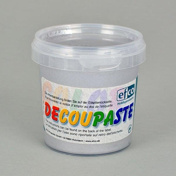 Decoupaste, структурни пасти, 160 / 190 g Decoupaste, структурна паста, 160 g, сребърна