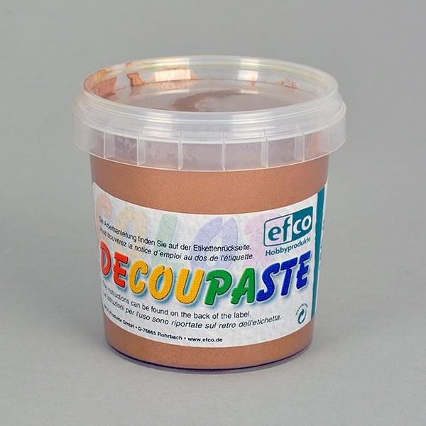 Decoupaste, структурни пасти, 160 / 190 g Decoupaste, структурна паста, 160 g, старо злато