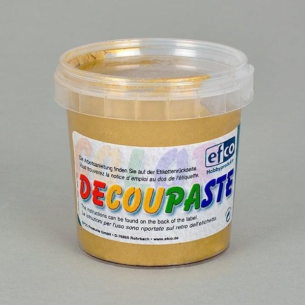 Decoupaste, структурни пасти, 160 / 190 g Decoupaste, структурна паста, 160 g, злато