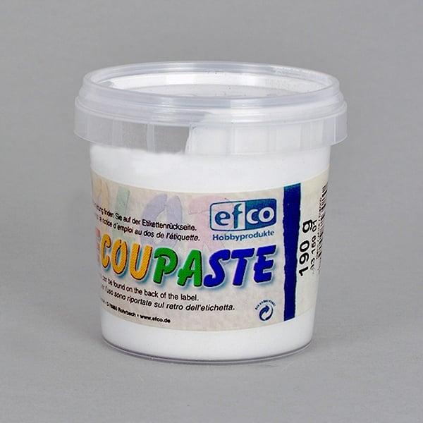 Decoupaste, структурни пасти, 160 / 190 g Decoupaste, структурна паста, 190 g, бяла