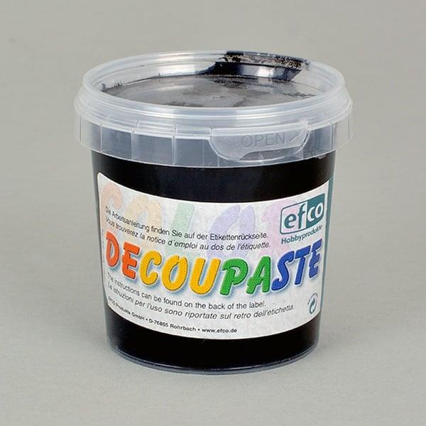 Decoupaste, структурни пасти, 160 / 190 g Decoupaste, структурна паста, 190 g, черна
