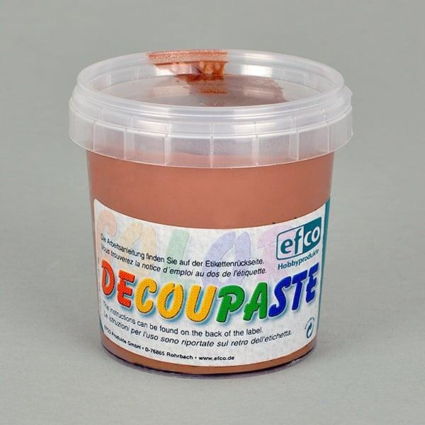 Decoupaste, структурни пасти, 160 / 190 g Decoupaste, структурна паста, 190 g, кафява