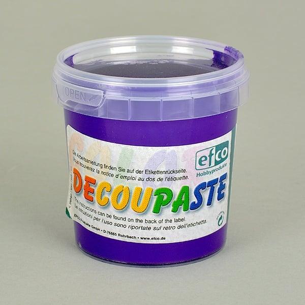 Decoupaste, структурни пасти, 160 / 190 g Decoupaste, структурна паста, 190 g, виолетова