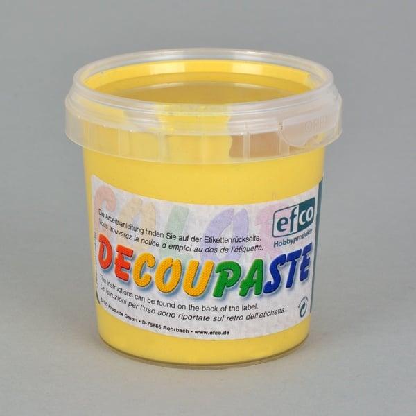 Decoupaste, структурни пасти, 160 / 190 g Decoupaste, структурна паста, 190 g, златисто жълта
