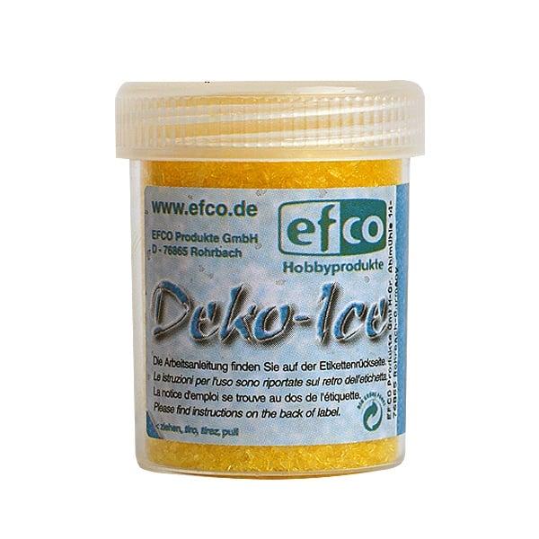 Декоративен лед, Deko-Ice, 40 g  Декоративен лед, Deko-Ice, 40 g, жълт