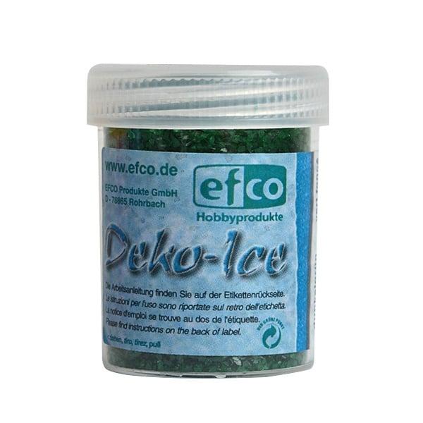 Декоративен лед, Deko-Ice, 40 g Декоративен лед, Deko-Ice, 40 g, тъмно зелен