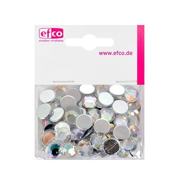 Декоративни камъчета, Acryl facettiert, 12 mm, 75 бр. Декоративни камъчета, Acryl facettiert, 12 mm, 75 бр., халогенни