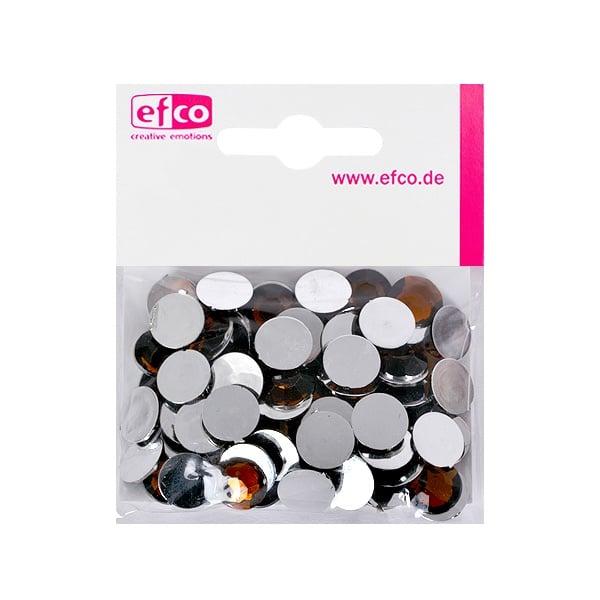 Декоративни камъчета, Acryl facettiert, 12 mm, 75 бр. Декоративни камъчета, Acryl facettiert, 12 mm, 75 бр., кафеви