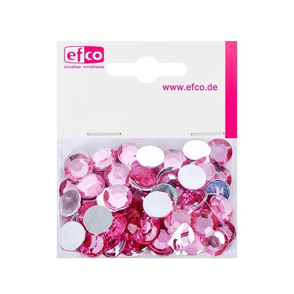 Декоративни камъчета, Acryl facettiert, 12 mm, 75 бр. Декоративни камъчета, Acryl facettiert, 12 mm, 75 бр., роза