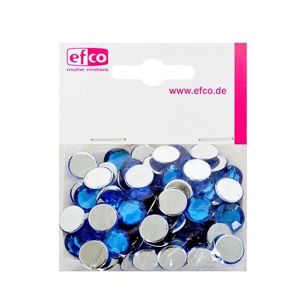 Декоративни камъчета, Acryl facettiert, 12 mm, 75 бр. Декоративни камъчета, Acryl facettiert, 12 mm, 75 бр., сини