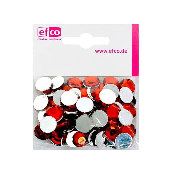 Декоративни камъчета, Acryl facettiert, 12 mm, 75 бр. Декоративни камъчета, Acryl facettiert, 12 mm, 75 бр.,червени