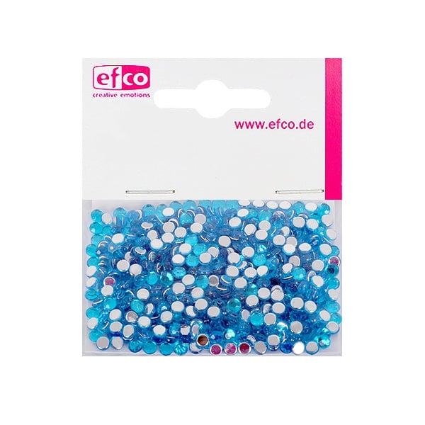 Декоративни камъчета, Acryl facettiert, 4 mm, 500 бр. Декоративни камъчета, Acryl facettiert, 4 mm, 500 бр., лазурно синьо
