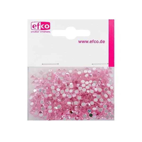 Декоративни камъчета, Acryl facettiert, 4 mm, 500 бр. Декоративни камъчета, Acryl facettiert, 4 mm, 500 бр., роза