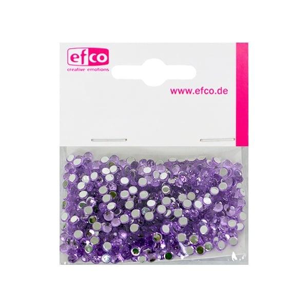 Декоративни камъчета, Acryl facettiert, 4 mm, 500 бр. Декоративни камъчета, Acryl facettiert, 4 mm, 500 бр., светло лилави
