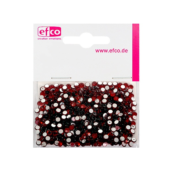 Декоративни камъчета, Acryl facettiert, 4 mm, 500 бр. Декоративни камъчета, Acryl facettiert, 4 mm, 500 бр., тъмно червени