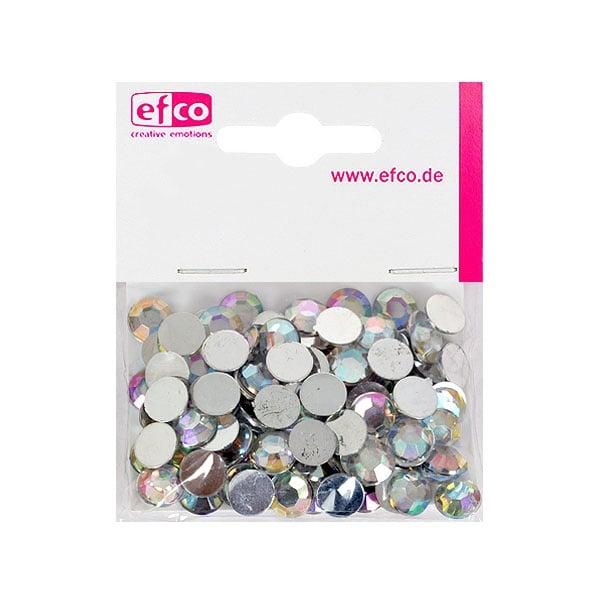 Декоративни камъчета, Acryl facettiert, 8 mm, 150 бр. Декоративни камъчета, Acryl facettiert, 8 mm, 150 бр., холограмни