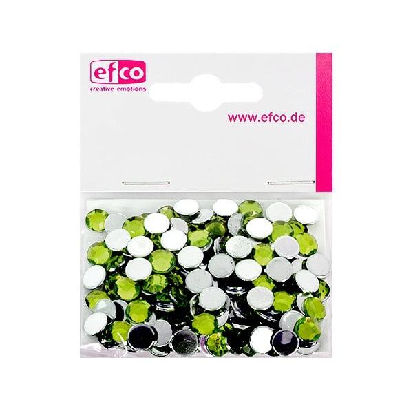 Декоративни камъчета, Acryl facettiert, 8 mm, 150 бр. Декоративни камъчета, Acryl facettiert, 8 mm, 150 бр., маслено зелени
