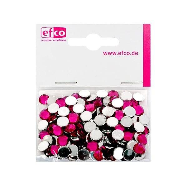 Декоративни камъчета, Acryl facettiert, 8 mm, 150 бр. Декоративни камъчета, Acryl facettiert, 8 mm, 150 бр., розови