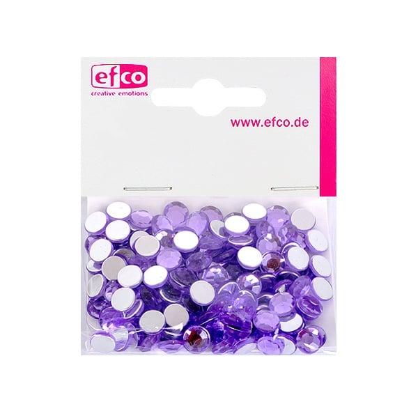 Декоративни камъчета, Acryl facettiert, 8 mm, 150 бр. Декоративни камъчета, Acryl facettiert, 8 mm, 150 бр., светло лилави