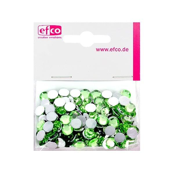 Декоративни камъчета, Acryl facettiert, 8 mm, 150 бр. Декоративни камъчета, Acryl facettiert, 8 mm, 150 бр., светло зелени