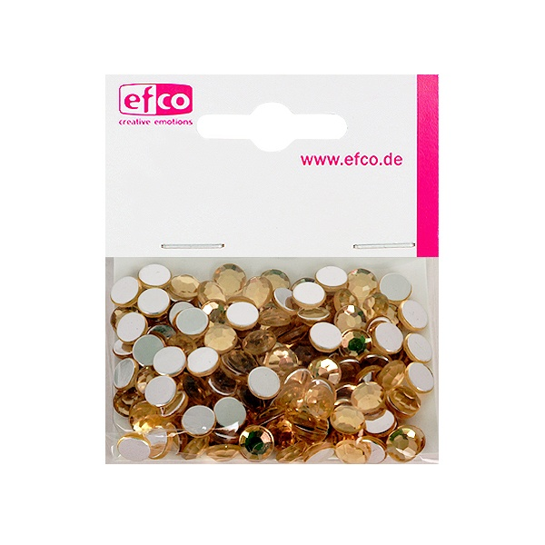 Декоративни камъчета, Acryl facettiert, 8 mm, 150 бр. Декоративни камъчета, Acryl facettiert, 8 mm, 150 бр., топаз