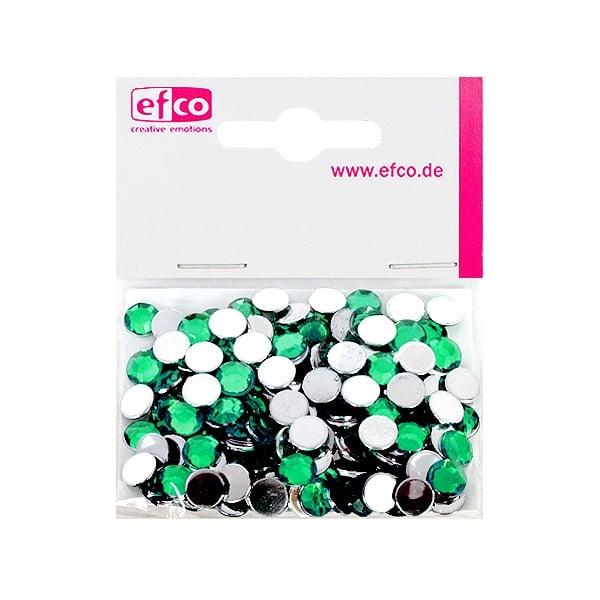 Декоративни камъчета, Acryl facettiert, 8 mm, 150 бр. Декоративни камъчета, Acryl facettiert, 8 mm, 150 бр., зелени