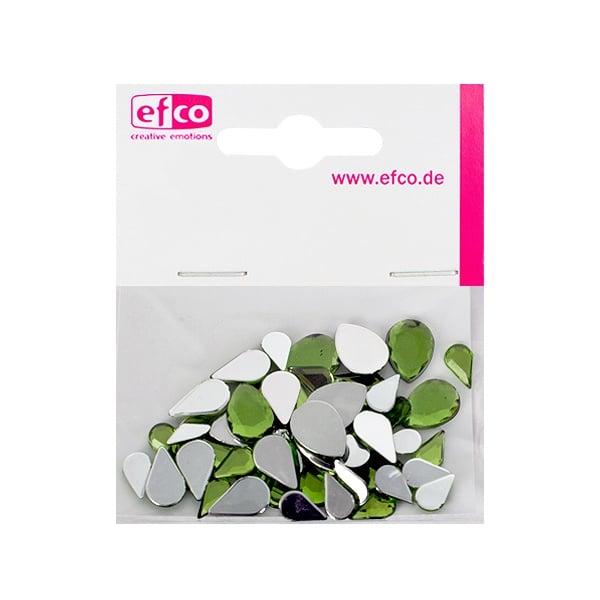 Декоративни камъчета, Acryl facettiert, Set Tropfen, капка, 6x10 / 8x13 / 10x14 mm Декоративни камъчета, Acryl facettiert, Set Tropfen, капка, 6x10 / 8x13 / 10x14 mm, светло зелени