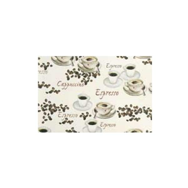 Алуминиево фолио, 20 х 30 см / 0,15 мм, 3 бр., двуцветно - червено и сребристо Декупажна хартия с мотиви, 85 g/m2, 50 x 70 cm, 1л, Кафеени чаши