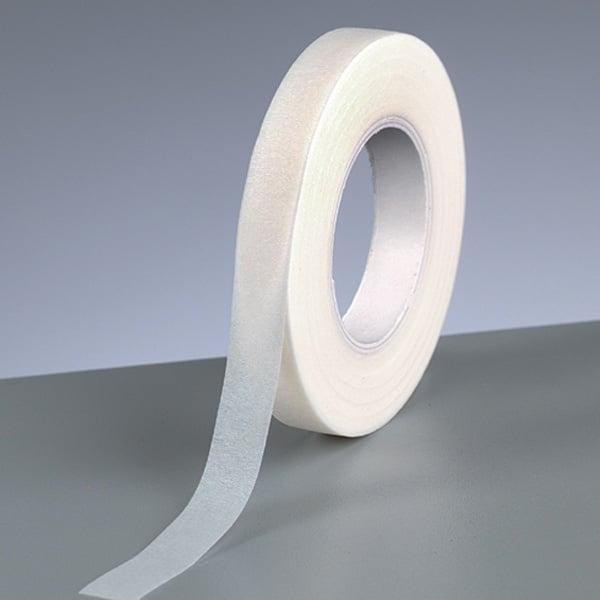 Креп опаковъчна лента, 13 mm, 28 mm, бяла