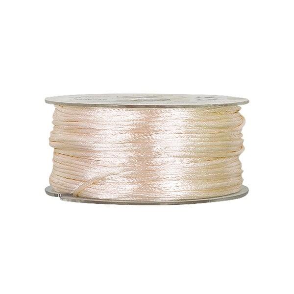 Сплетен шнур, сатен, 1.5 mm, 50 м. ролка Сплетен шнур, сатен, 1.5 mm, 50 м. ролка, светлосив