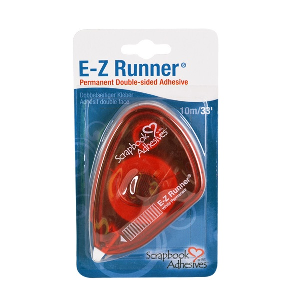 Алуминиево фолио, 20 х 30 см / 0,15 мм, 3 бр., двуцветно - червено и сребристо EZ Runner двустранно лепяща лента,10m