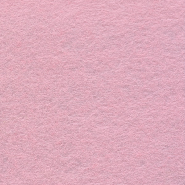 Филц лист, 20 x 30 cm х 2 mm, 100 % полиестер, 350 g/m2 Филц лист, 20 x 30 cm х 2 mm, 100 % полиестер, 350 g/m2, бледо розов