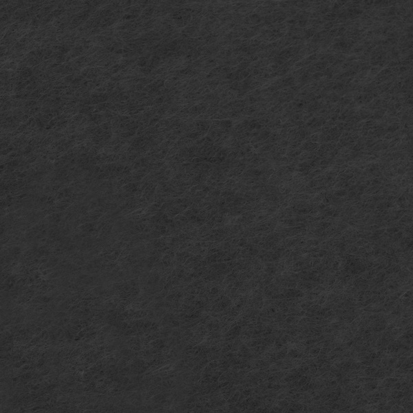 Филц лист, 20 x 30 cm х 2 mm, 100 % полиестер, 350 g/m2 Филц лист, 20 x 30 cm х 2 mm, 100 % полиестер, 350 g/m2, черен меланж