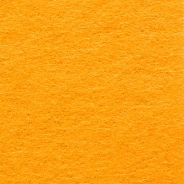 Филц лист, 20 x 30 cm х 2 mm, 100 % полиестер, 350 g/m2  Филц лист, 20 x 30 cm х 2 mm, 100 % полиестер, 350 g/m2, жълт
