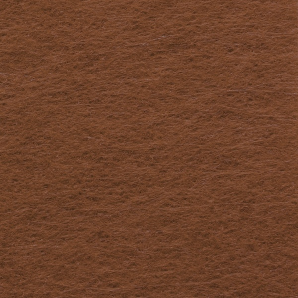 Филц лист, 20 x 30 cm х 2 mm, 100 % полиестер, 350 g/m2 Филц лист, 20 x 30 cm х 2 mm, 100 % полиестер, 350 g/m2,  кафяв