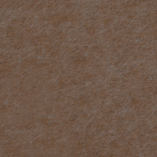 Филц лист, 20 x 30 cm х 2 mm, 100 % полиестер, 350 g/m2 Филц лист, 20 x 30 cm х 2 mm, 100 % полиестер, 350 g/m2,  кафяв меланж