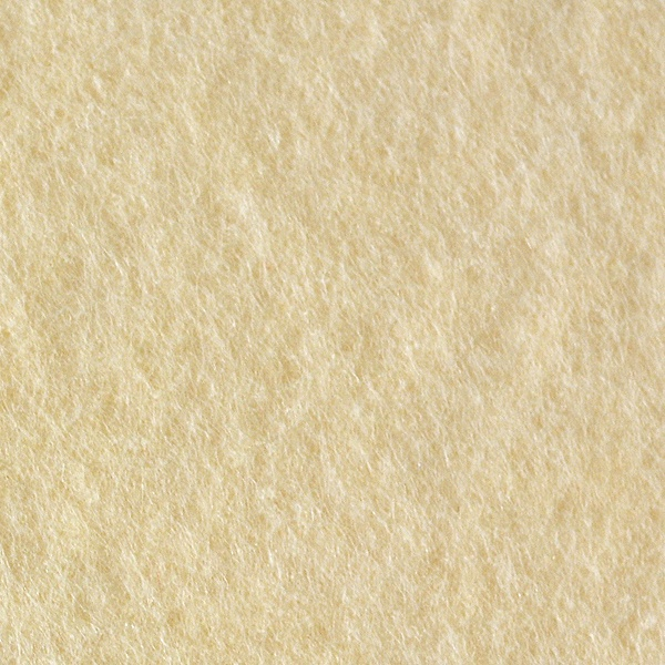 Филц лист, 20 x 30 cm х 2 mm, 100 % полиестер, 350 g/m2 Филц лист, 20 x 30 cm х 2 mm, 100 % полиестер, 350 g/m2, кремав