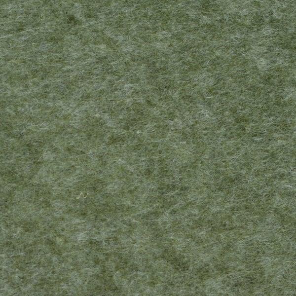 Филц лист, 20 x 30 cm х 2 mm, 100 % полиестер, 350 g/m2 Филц лист, 20 x 30 cm х 2 mm, 100 % полиестер, 350 g/m2, маслено зелен меланж