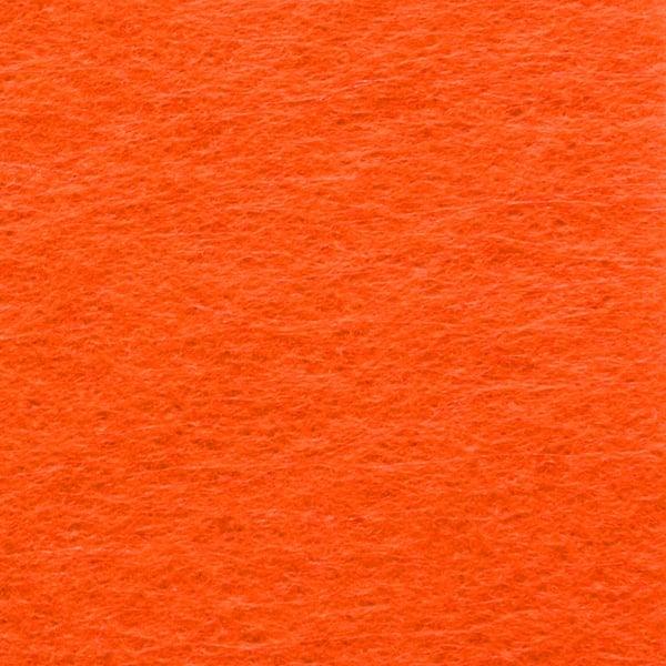 Филц лист, 20 x 30 cm х 2 mm, 100 % полиестер, 350 g/m2 Филц лист, 20 x 30 cm х 2 mm, 100 % полиестер, 350 g/m2, оранжев