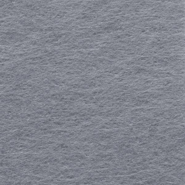 Филц лист, 20 x 30 cm х 2 mm, 100 % полиестер, 350 g/m2 Филц лист, 20 x 30 cm х 2 mm, 100 % полиестер, 350 g/m2, сив