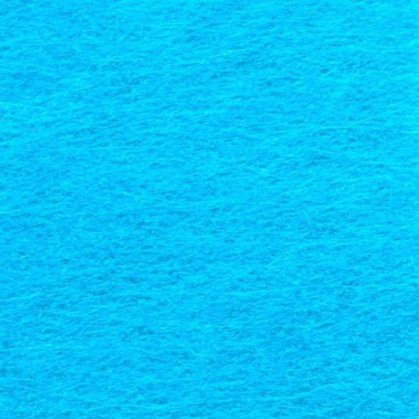 Филц лист, 20 x 30 cm х 2 mm, 100 % полиестер, 350 g/m2 Филц лист, 20 x 30 cm х 2 mm, 100 % полиестер, 350 g/m2, светло синьо