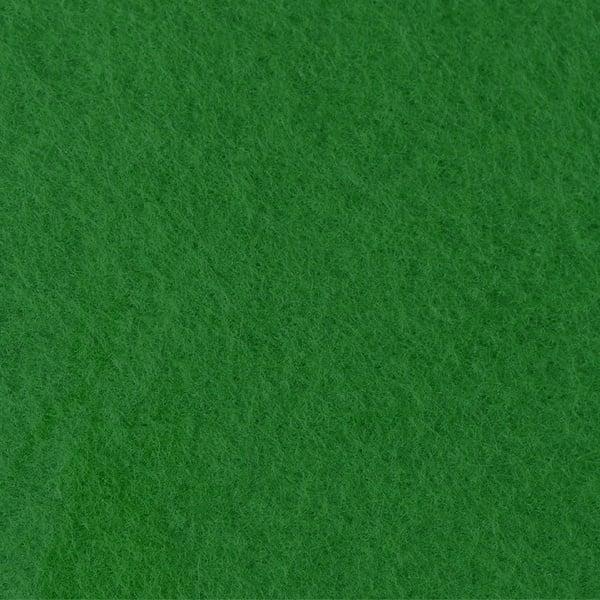 Филц лист, 20 x 30 cm х 2 mm, 100 % полиестер, 350 g/m2 Филц лист, 20 x 30 cm х 2 mm, 100 % полиестер, 350 g/m2, тъмно зелен