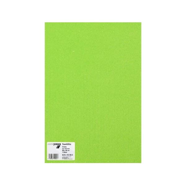 Филц текстилен, 3,5 mm, 30 x 45 cm, 1л в пакет Филц текстилен, 3,5 mm, 30 x 45 cm, 1л в пакет, майски