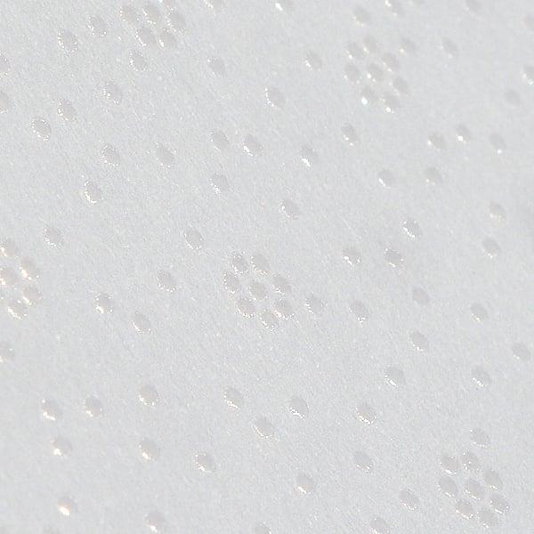 Фото картон с орнаментен лак, 220 g/m2, 47 x 69 cm, 1 лист Фото картон с орнаментен лак, 220 g/m2, 47 x 69 cm, 1л, бял/цветчета