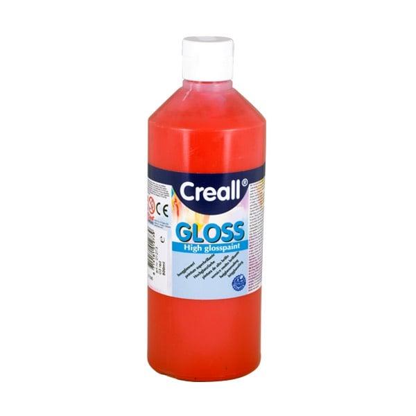 Гланцови бои CREALL Gloss, 500 ml Гланцова боя CREALL Gloss, 500 ml, червена
