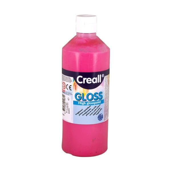 Гланцови бои CREALL Gloss, 500 ml Гланцова боя CREALL Gloss, 500 ml, цикламена